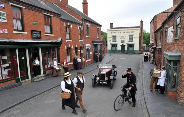 Black Country Living Museum,
