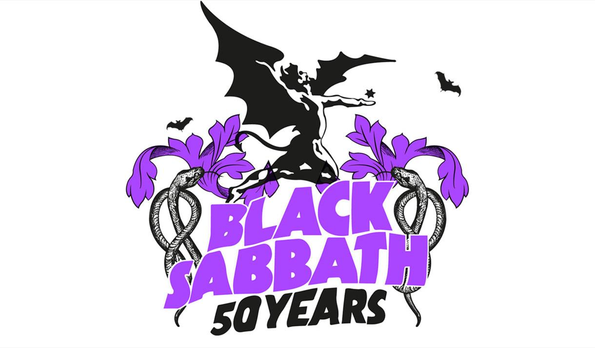 Black Sabbath 50 years a Major Exhibition