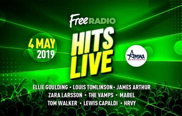 Free Radio Hits Live Event