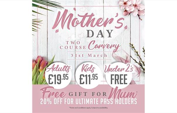 Mother's Day at Drayton Manor Park Hotel