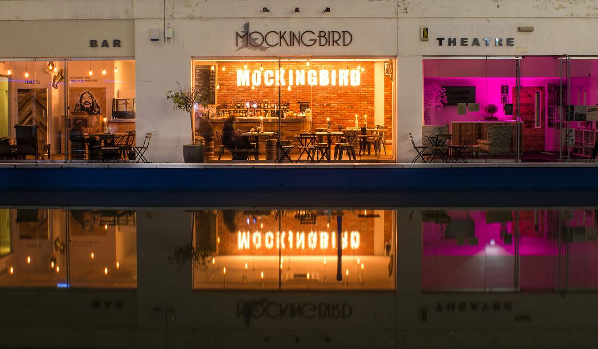 The Mockingbird Bar and Theatre