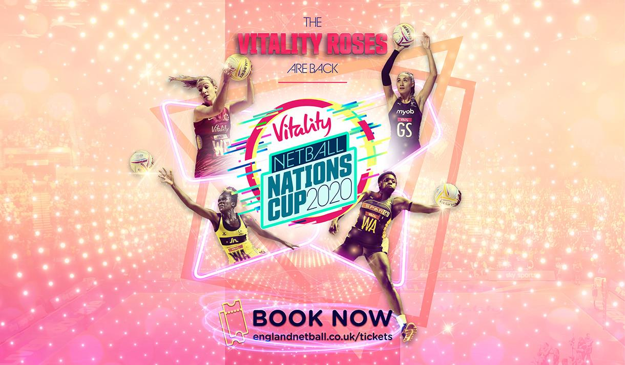 Vitality Netball Nations Cup