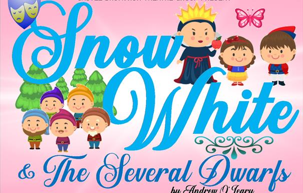 Pantomime - Snow White and the Several Dwarfs by Andrew O'Leary