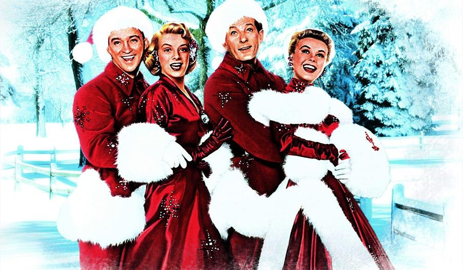 Still from White Christmas